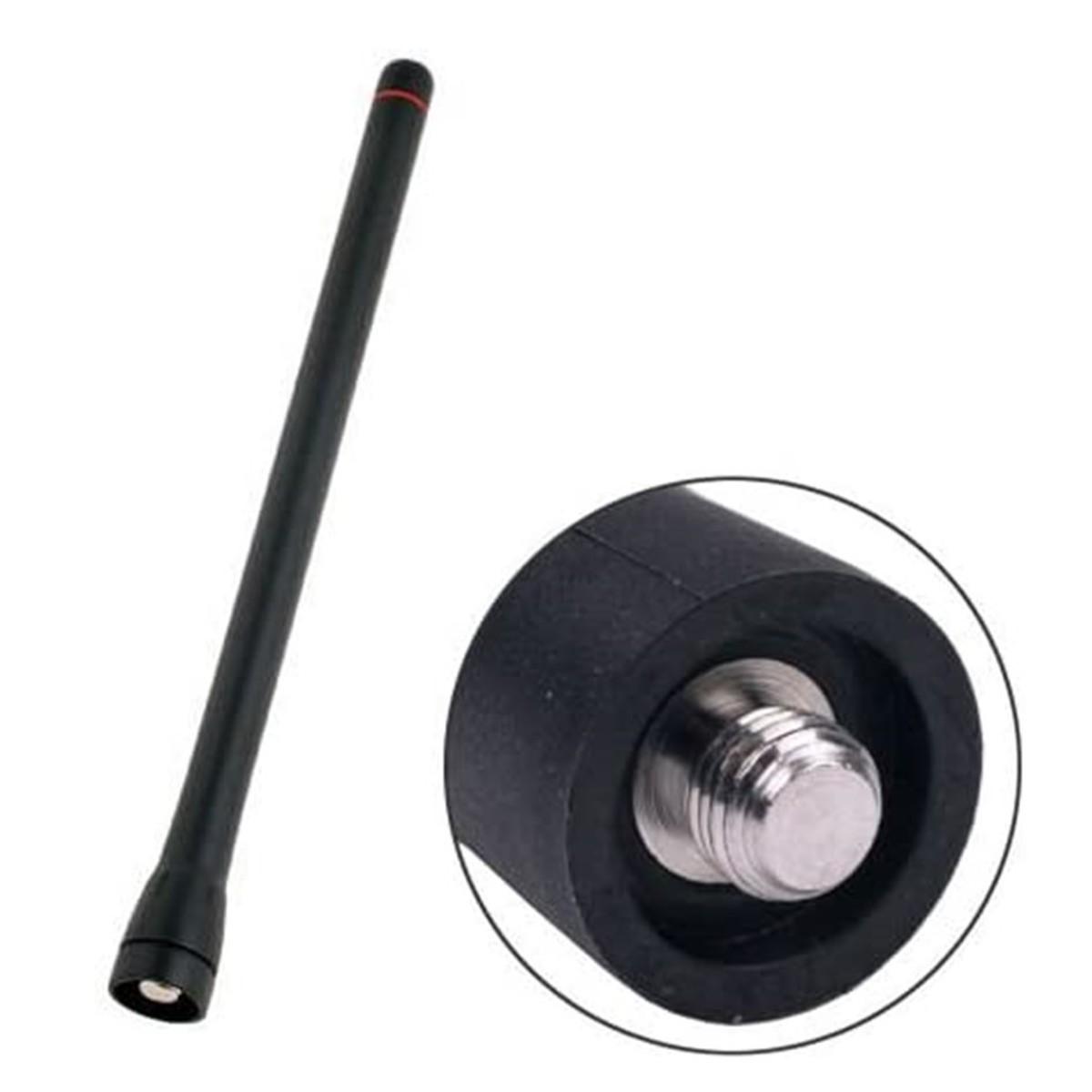 Antena Icom para radio IC-F3003 VHF tipo látigo FA-SC55V