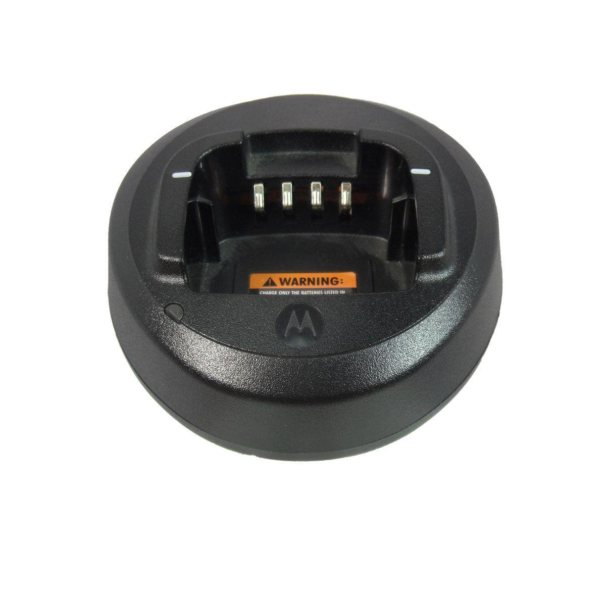 Cargador individual Motorola de carga rápida PMLN5228