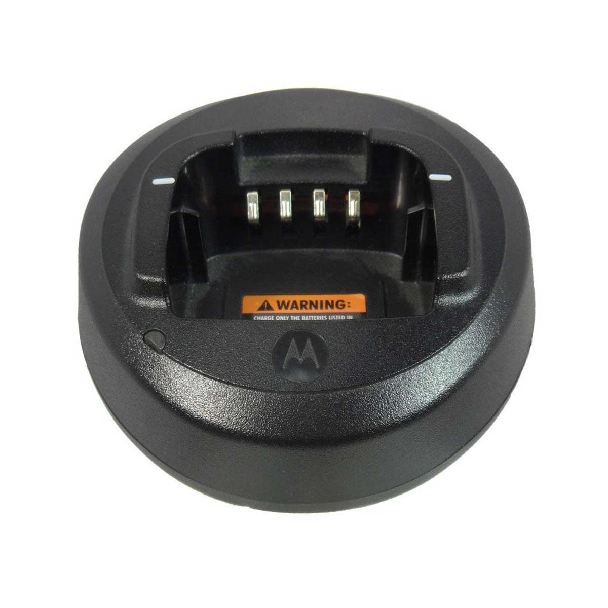 Cargador individual Motorola PMLN5228 para radio EP350