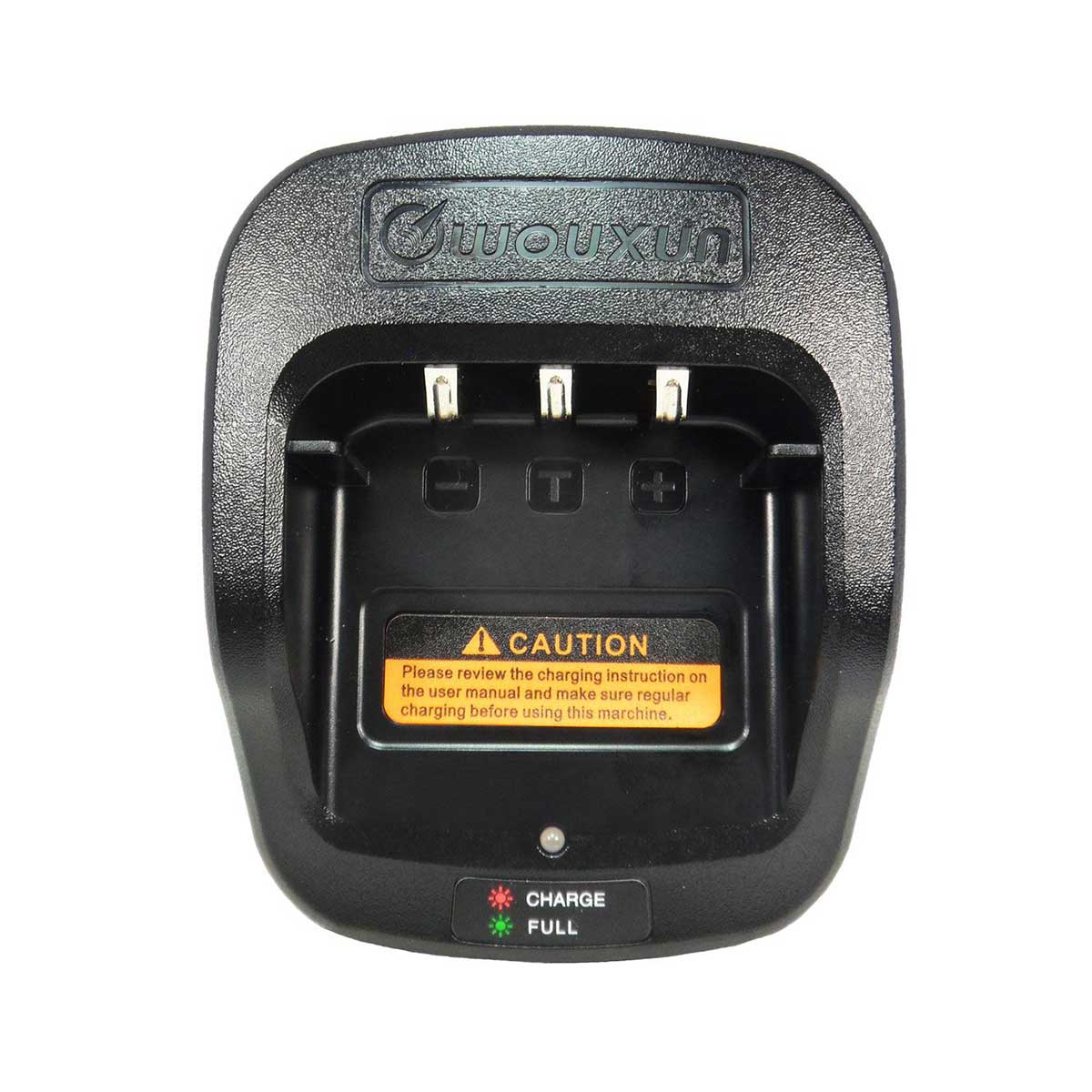 Cargador individual Wouxun CH-012 para radio ET-668/ Kg-988/ Kg-959