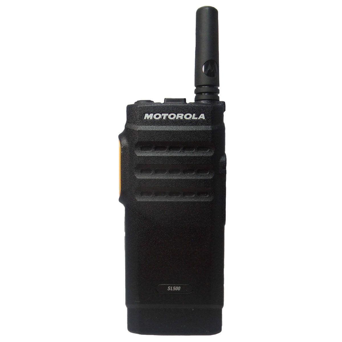 Radio Portátil Motorola SL500 Digital