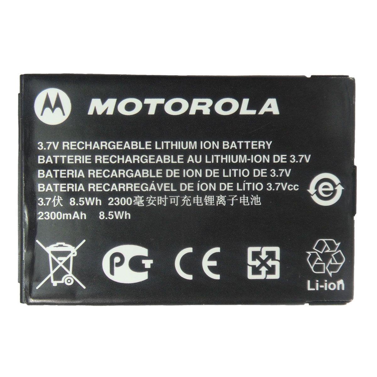 Batería Li-Ion 2300 mAh Motorola de Alta Capacidad PMNN4468
