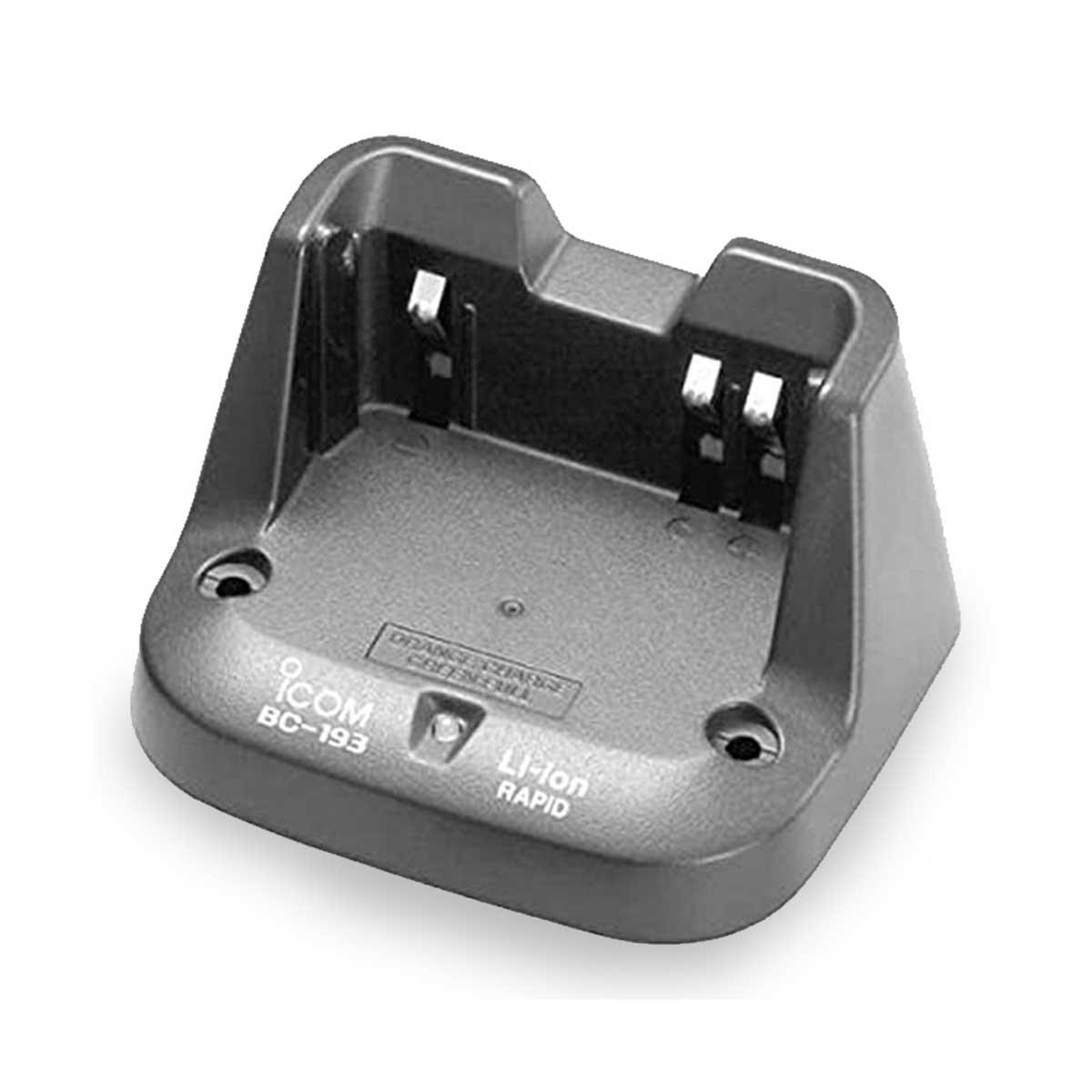Cargador individual Icom BC-193 para radio IC-F4003