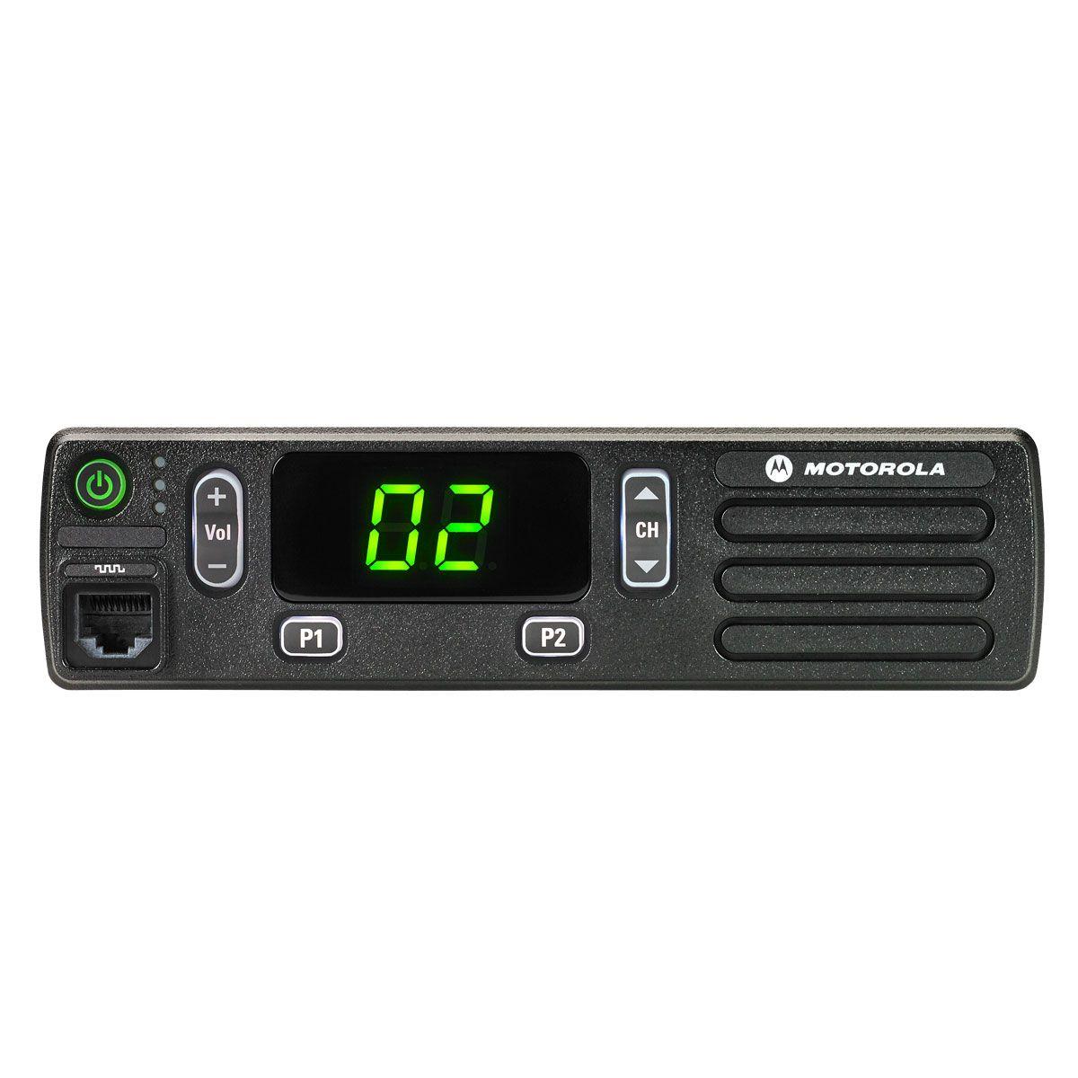 Radio Motorola DEM300 Digital LAM01JQC9JA1AN VHF 136-174 MHZ de 45W