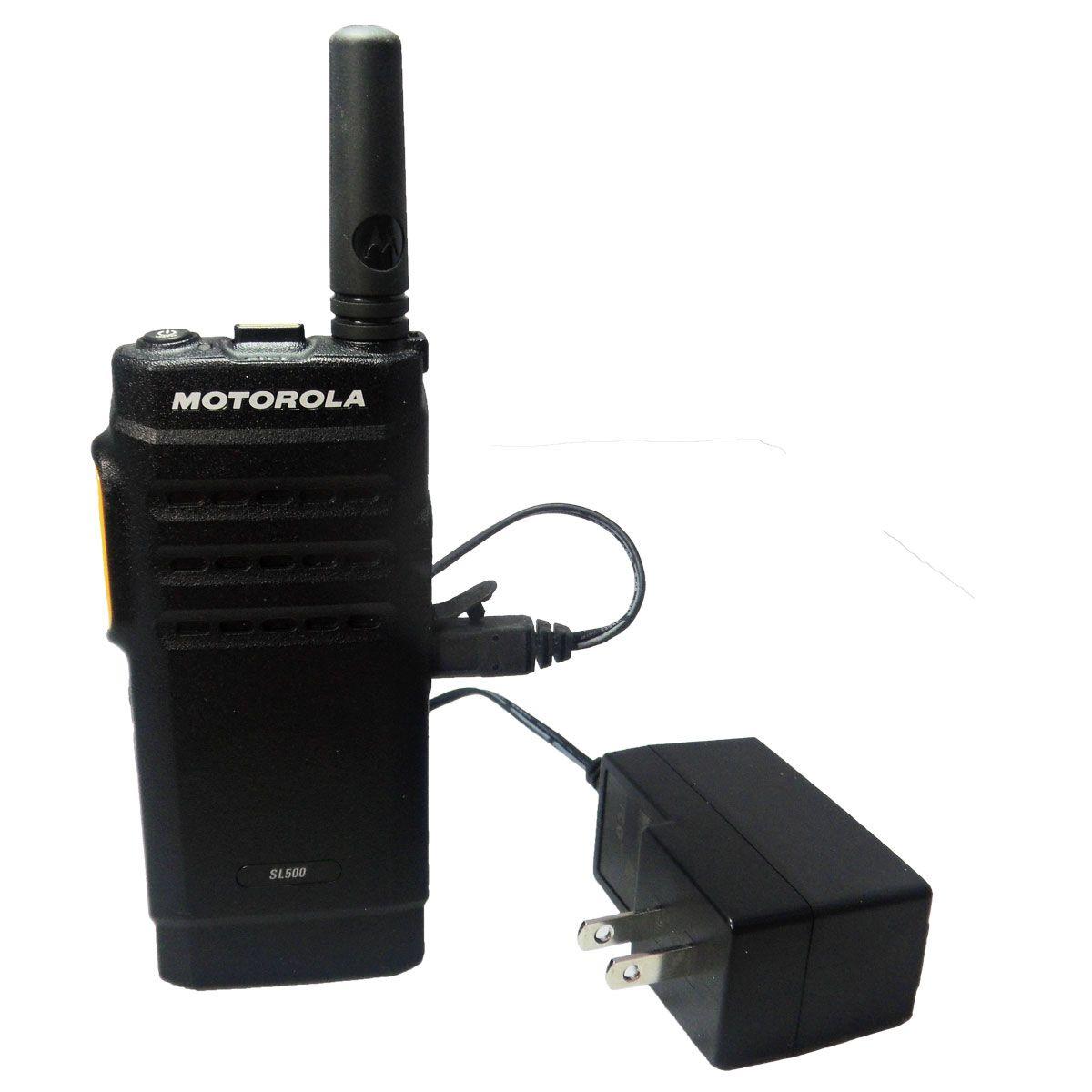 Cargador individual Motorola PS000042A11 para radio SL500e