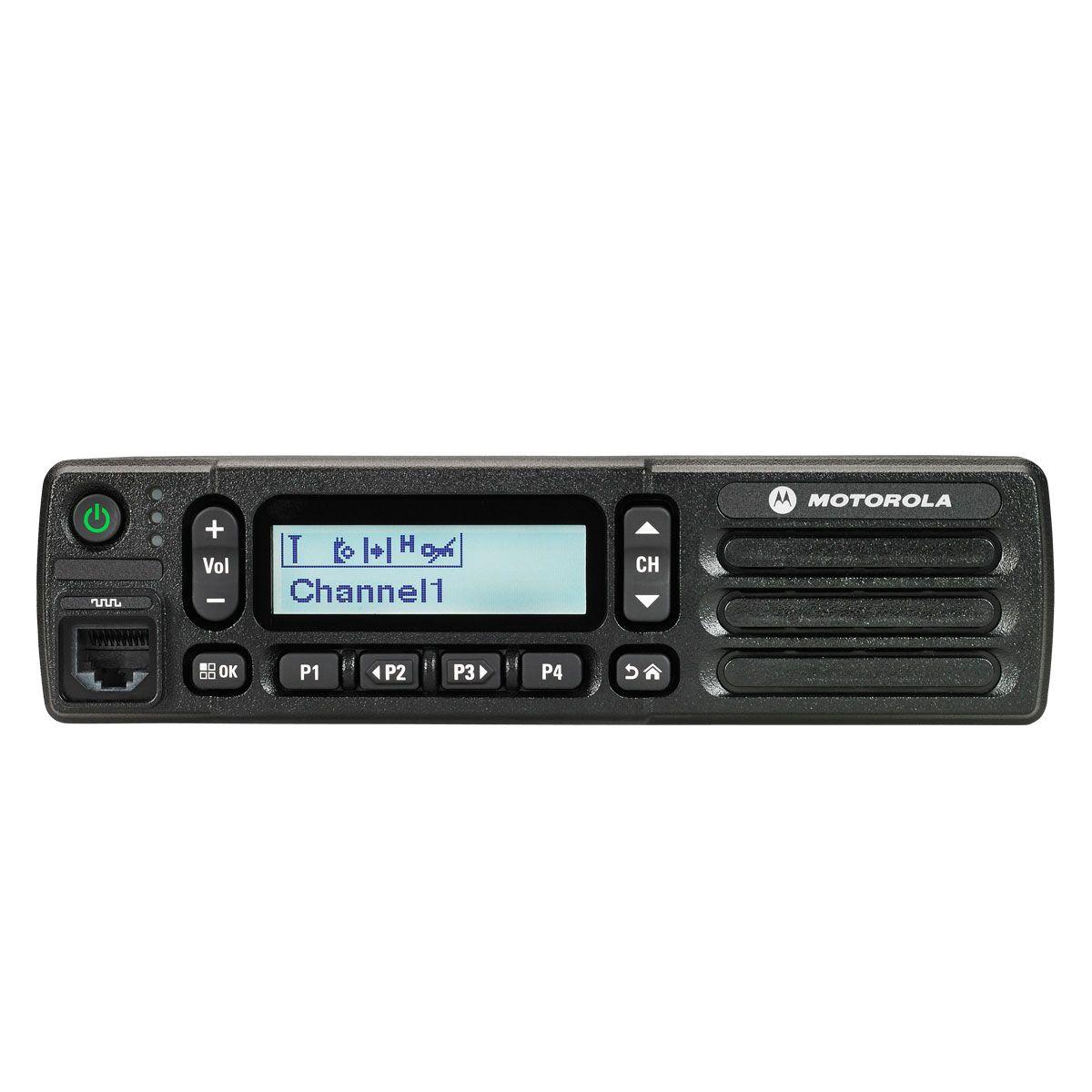 Radio Motorola DEM500 Digital LAM02QNH9JA1AN UHF 403-470 MHZ de 25W