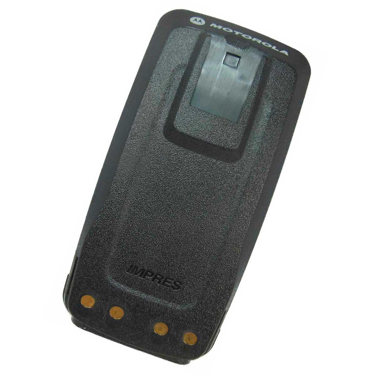 Batería Li-Ion 1500 mAh Motorola de Alta Capacidad PMNN4066 IMPRES