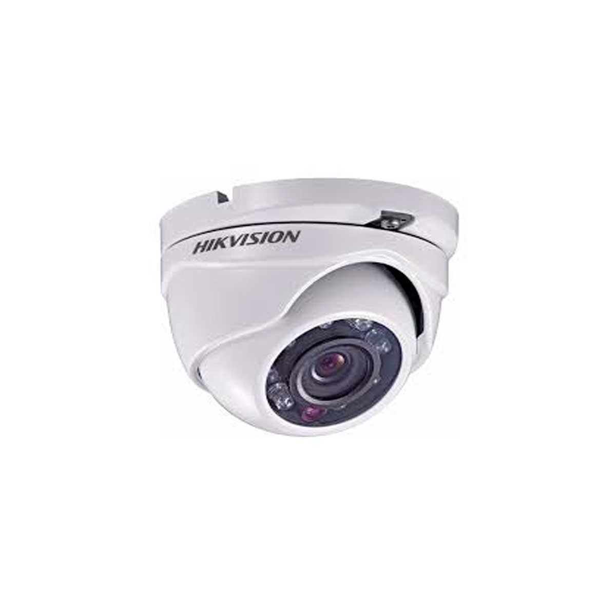 Cámara Hikvision Turbo HD Tipo Domo DS-2CE56C0T-IRM