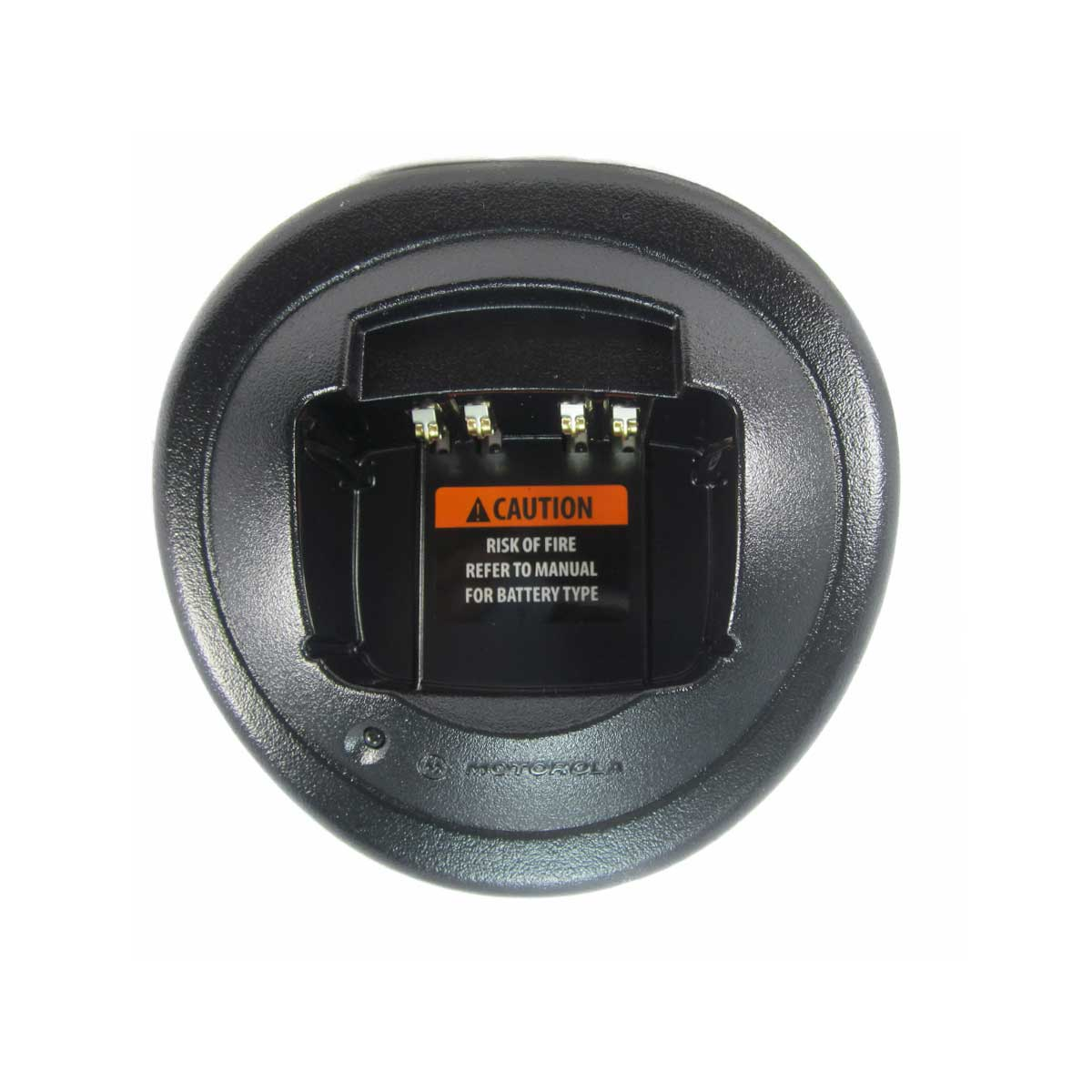 Cargador individual Motorola AAHTN3000 para radios serie PRO