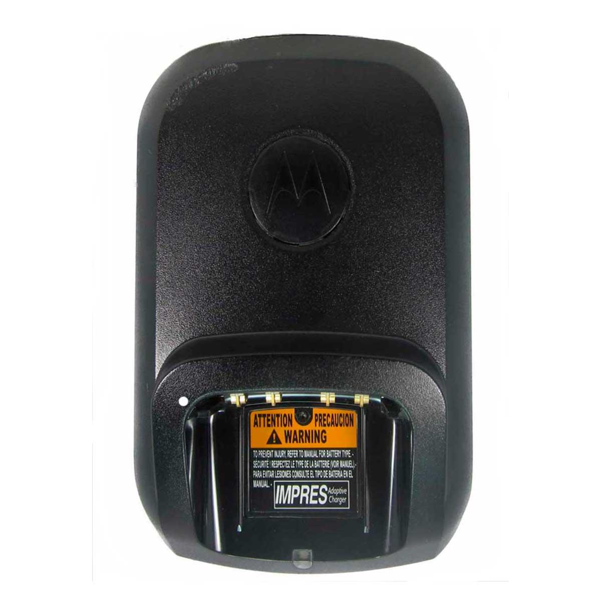 Cargador individual Motorola PMPN4174 para radios serie DGP