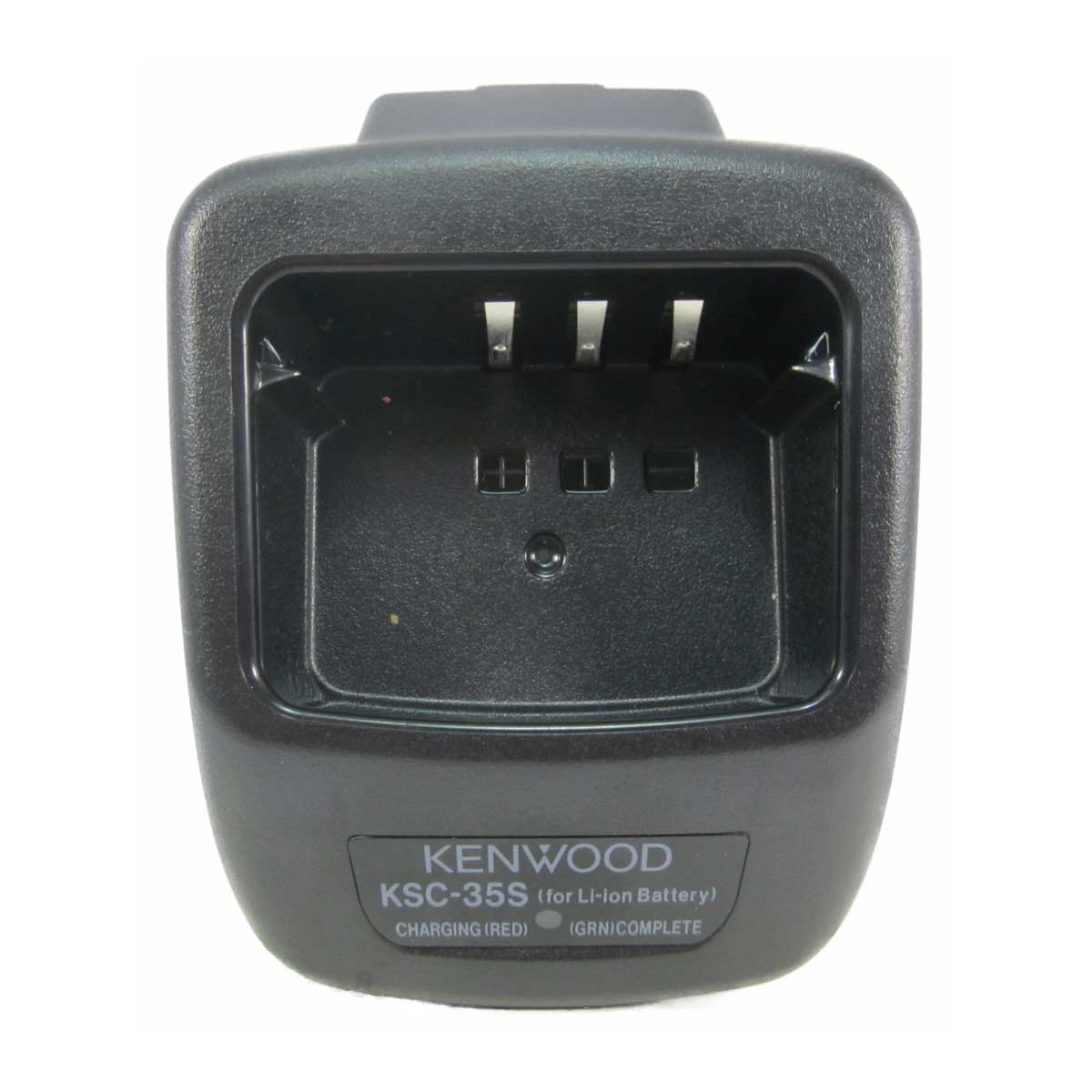 Cargador individual KENWOOD KSC-35S para radio TK-2000