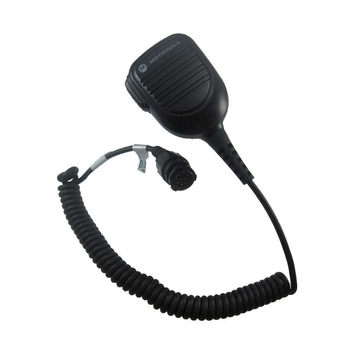 Micrófono Motorola RMN5052 para radio móvil
