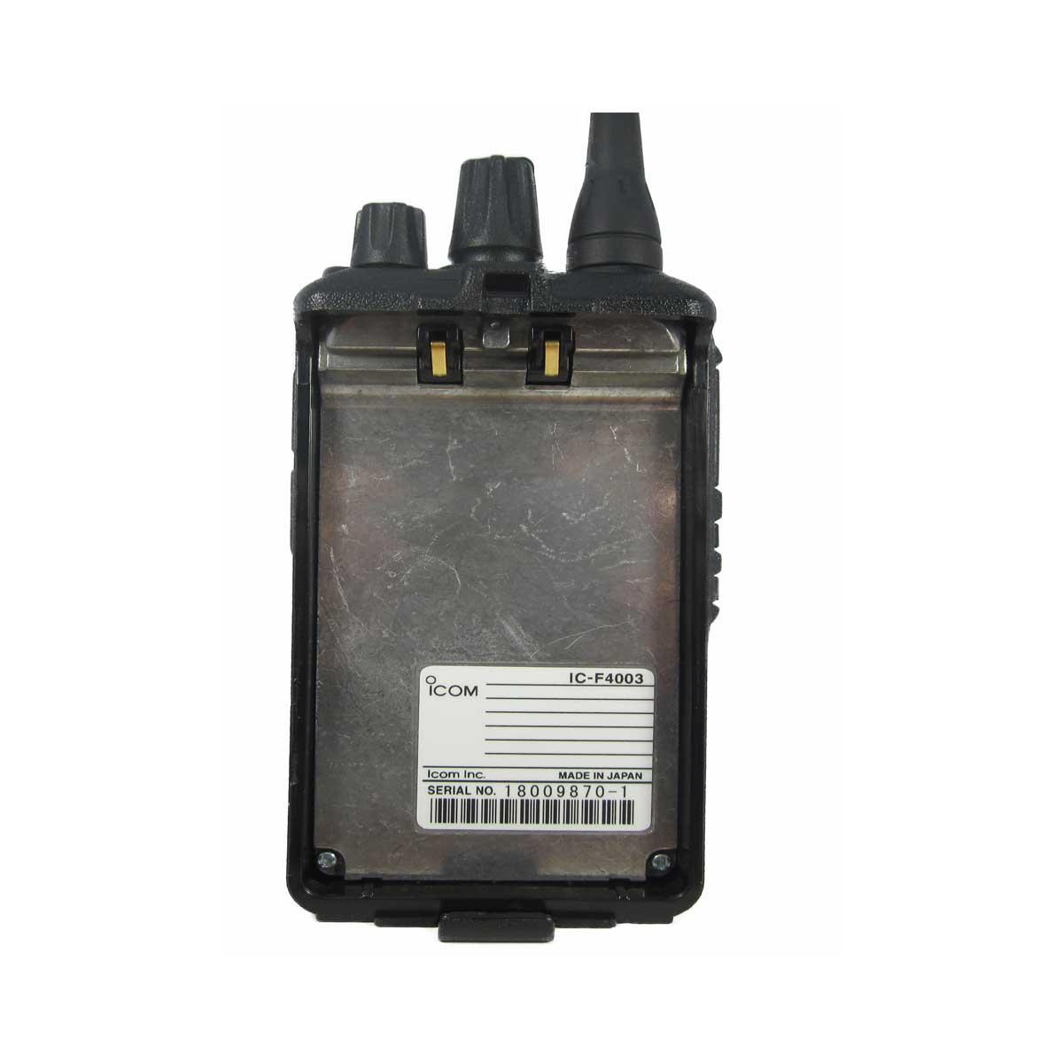Radio Icom IC-F4003 Analógico UHF 450-512 MHz