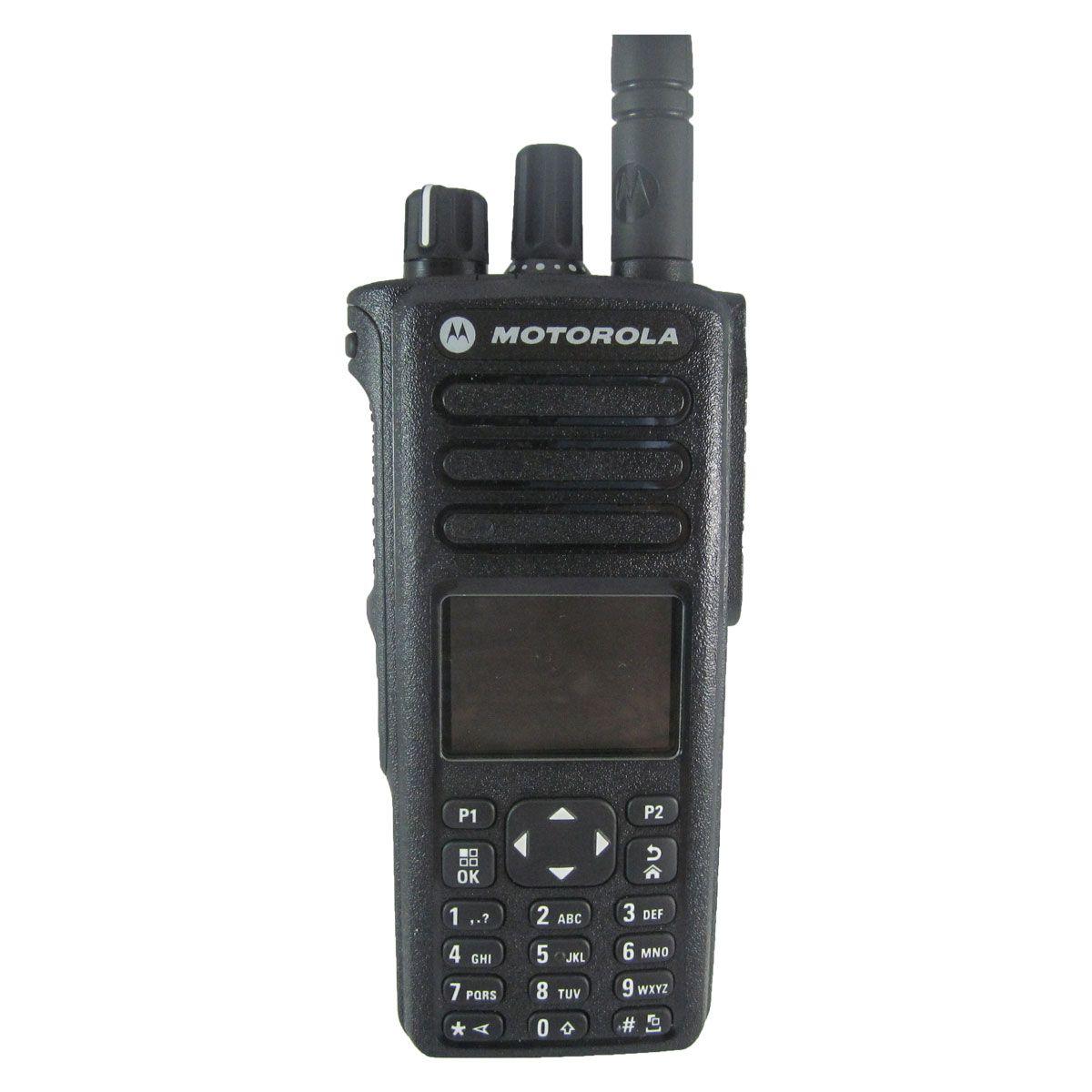 Radio Motorola DGP8550 Digital LAH56RDN9KA1AN UHF 403-527 MHz