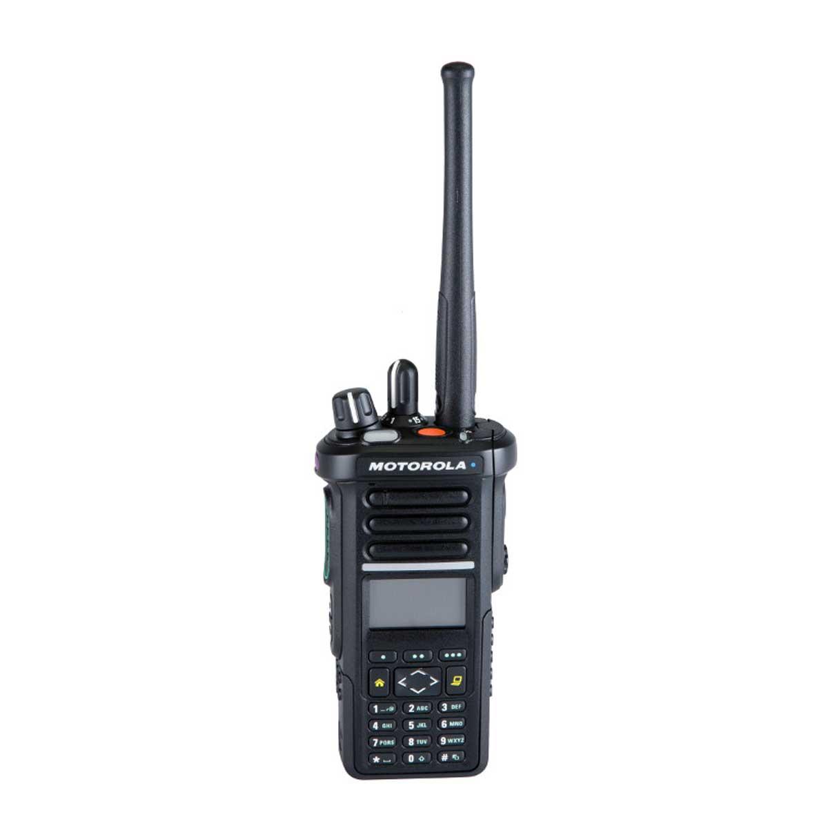 Radio Portátil Motorola P25 APX 2000 Pantalla / Teclado Completo