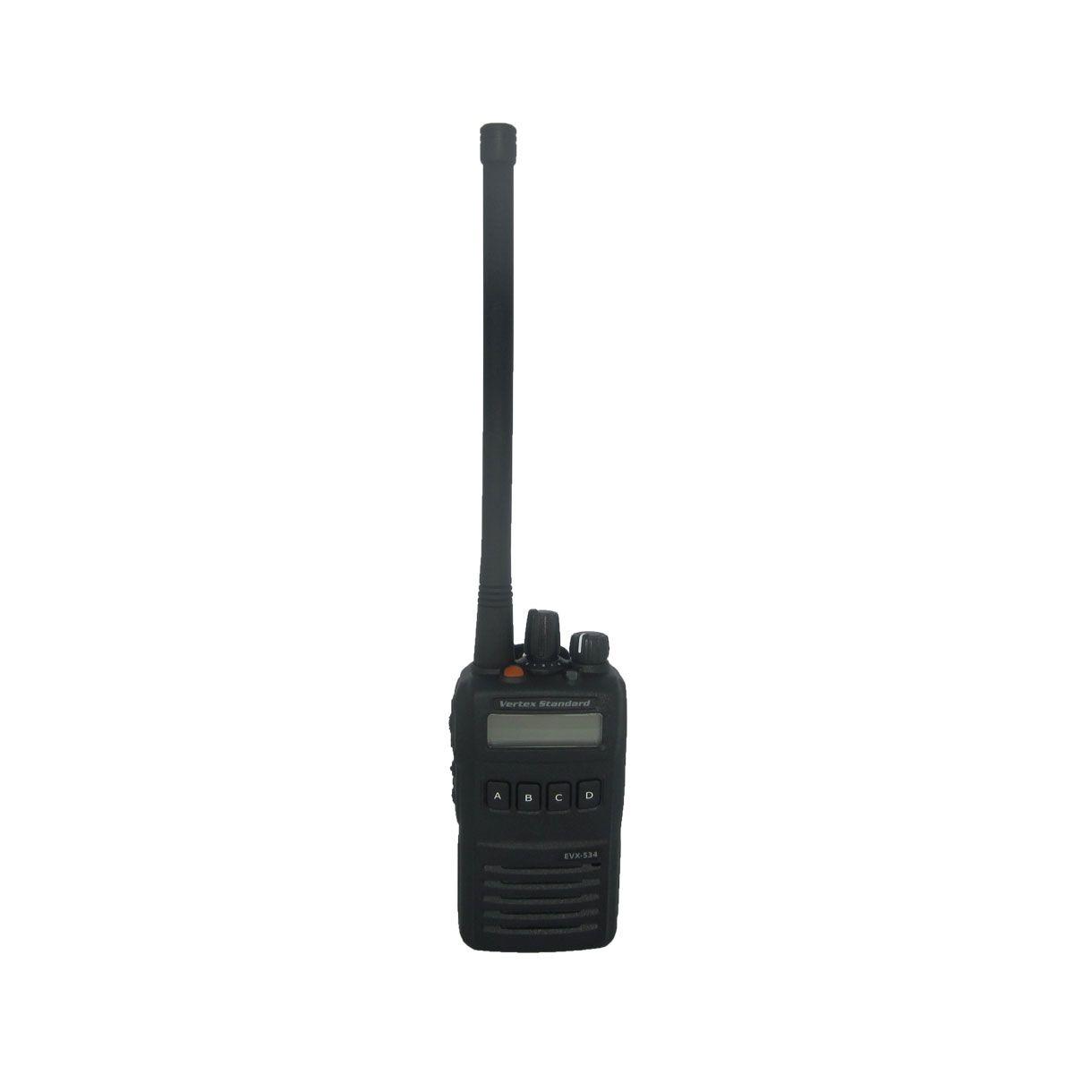 Radio Portátil Vertex Standard EVX-534