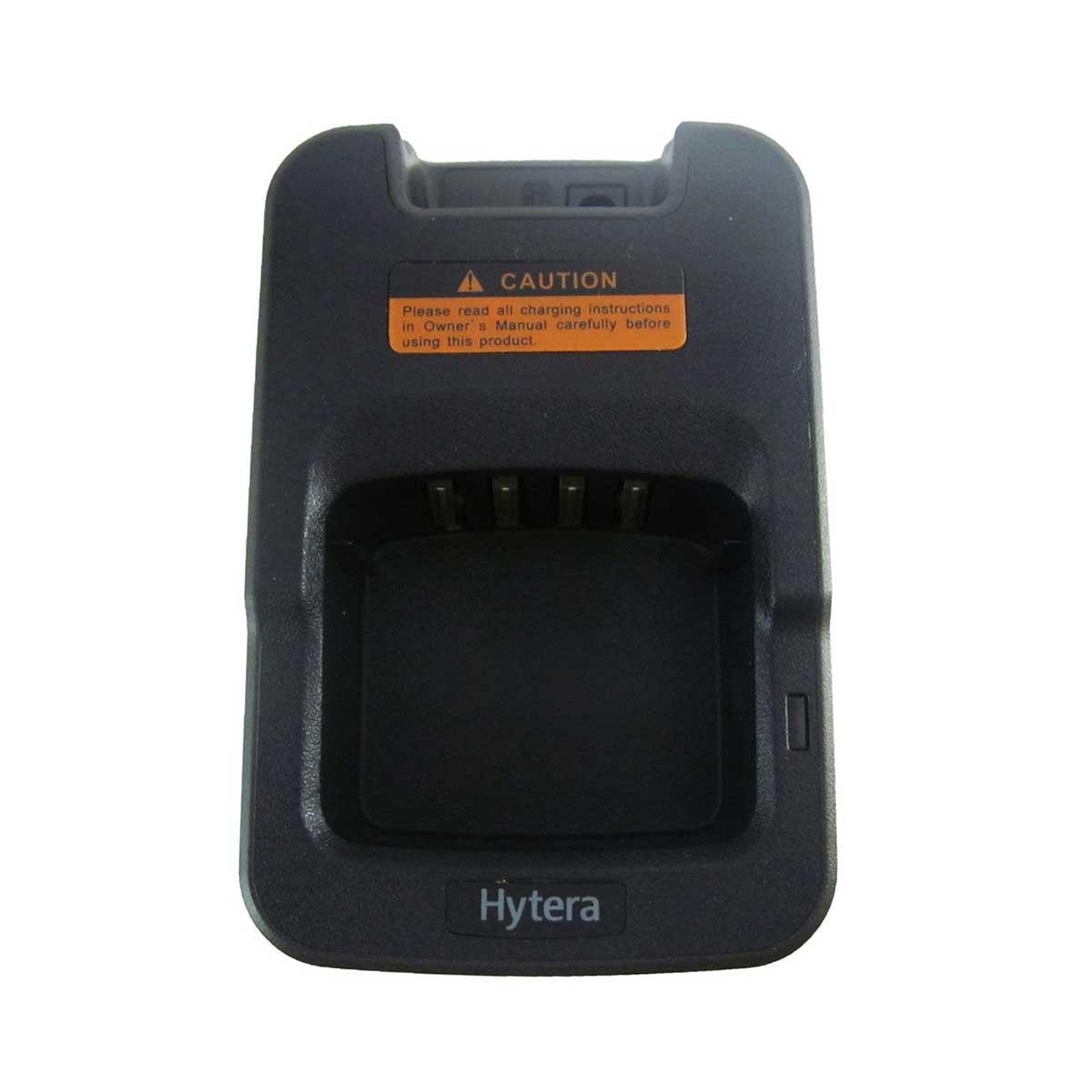 Cargador individual Hytera CH10A04 para radio PD706G