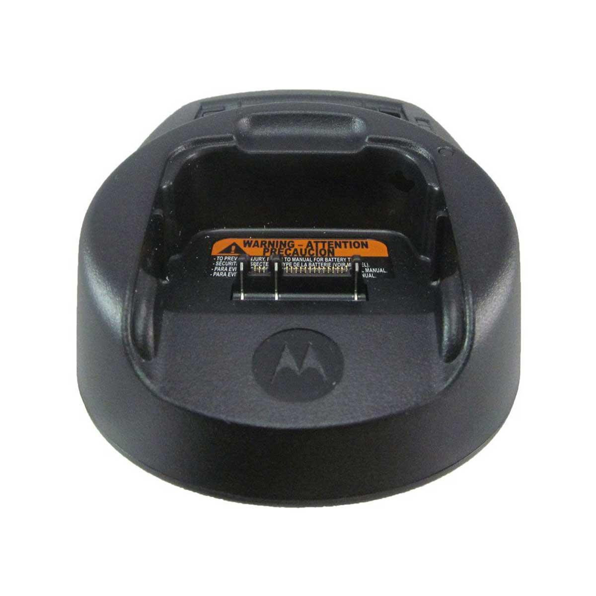 Cargador individual Motorola FTN6575A para radio MTP850