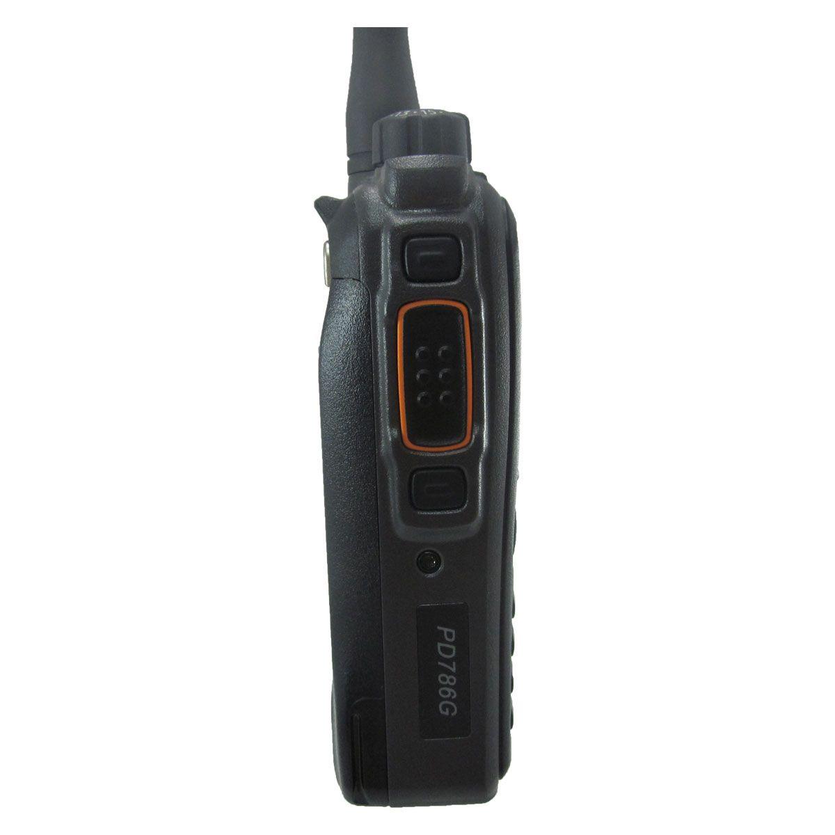 Radio Hytera PD786G Digital PD786G-U2 UHF 450-520 MHz