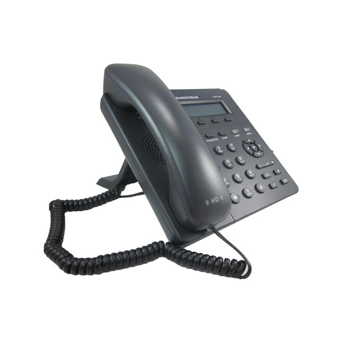 Teléfono alámbrico IP Grandstream GXP 1400/1405 962-0002416A012