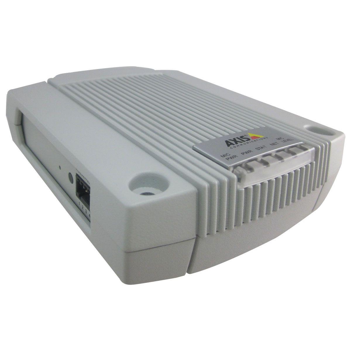 Módulo de audio con E/S en red AXIS P8221