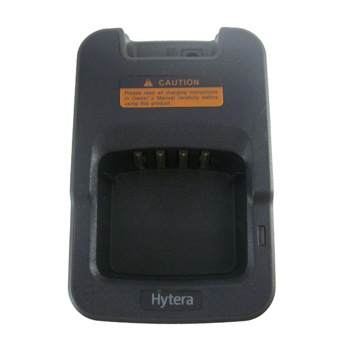 Cargador individual Hytera CH10A04 para radio PD706G CH10A04