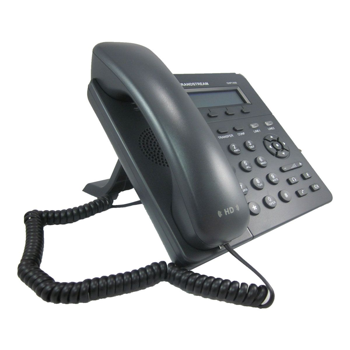 Teléfono alámbrico IP Grandstream GXP 1400/1405