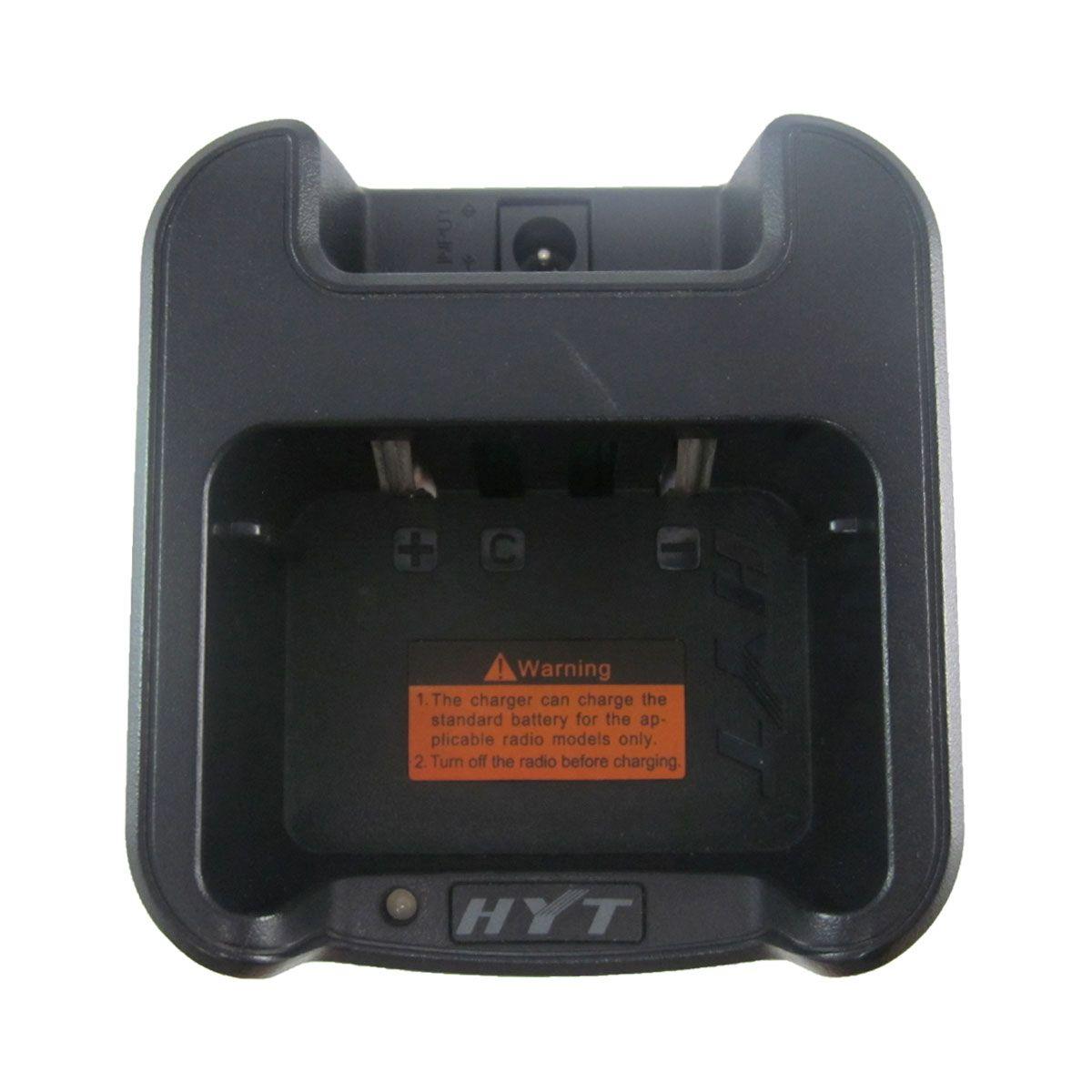 Cargador individual Hytera de carga rápida CH10L19