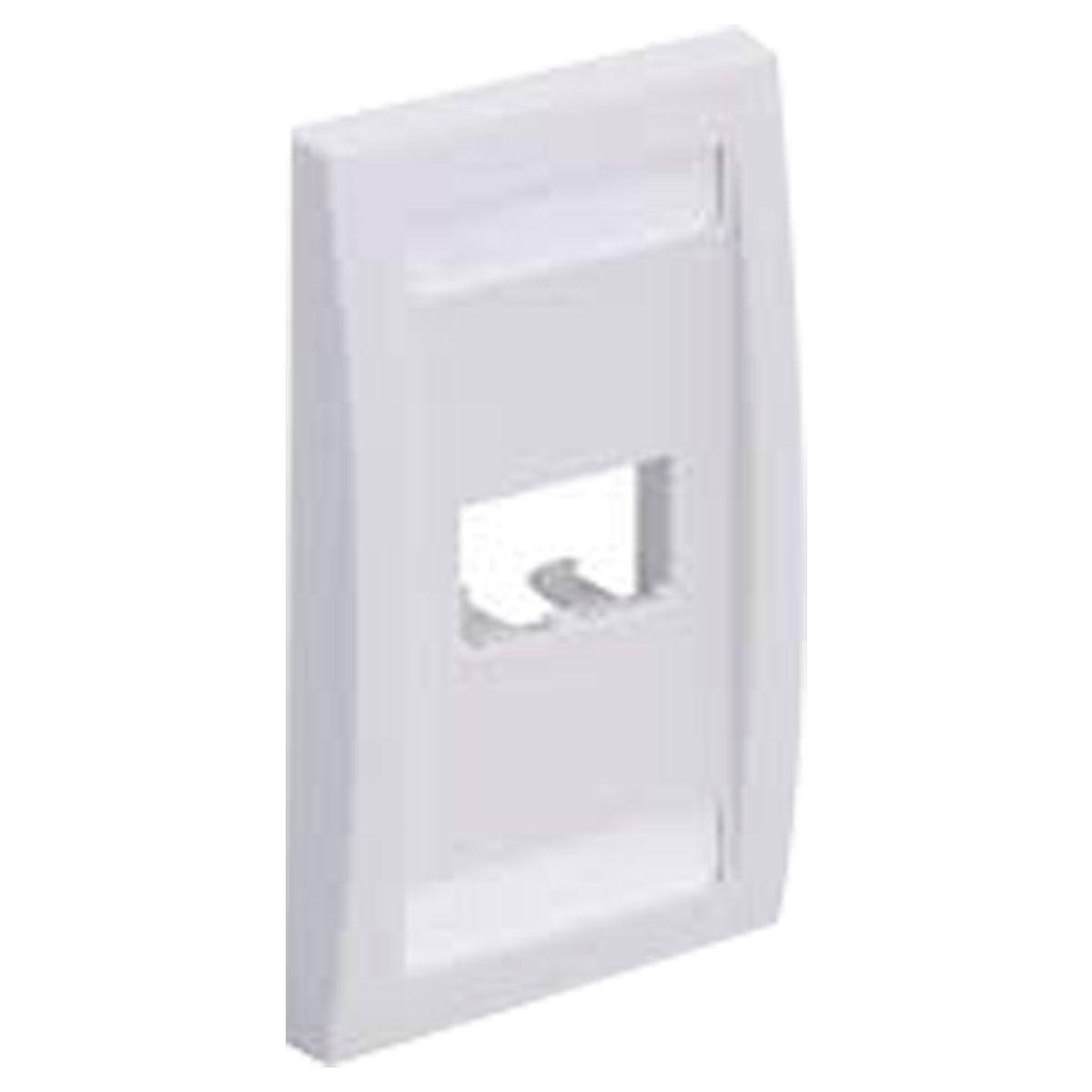 Faceplate minicom 2 módulos Panduit CFPE2WHY