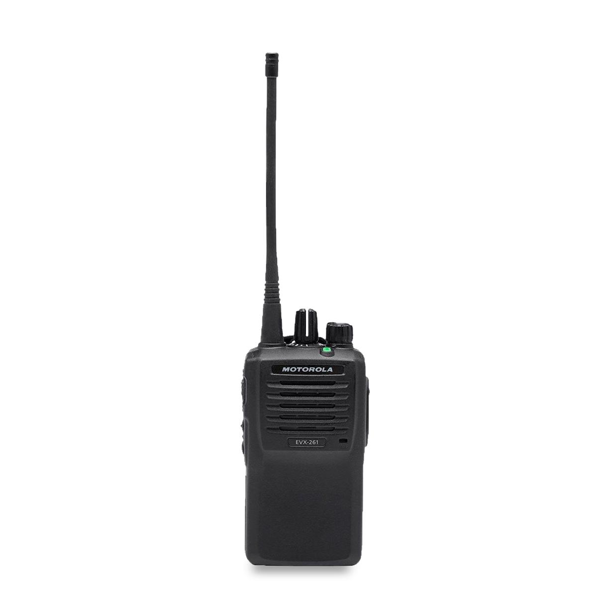 Radio Motorola EVX-261 Digital EVX-261-D0 VHF 136-174 MHz