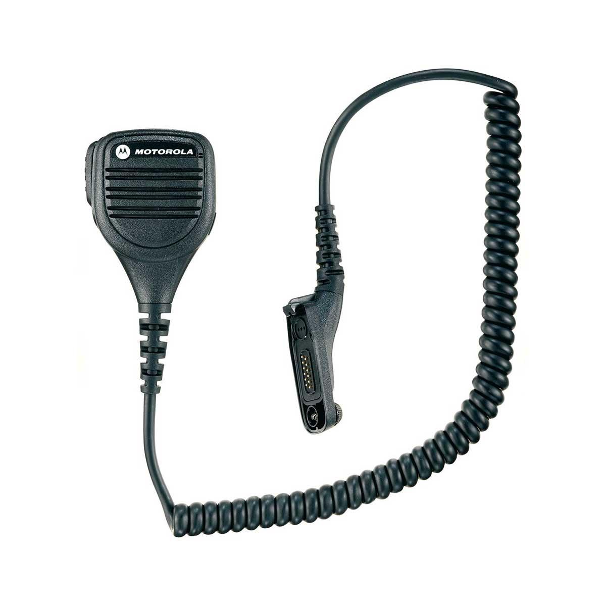 Micrófono Motorola parlante de solapa PMMN4062 IMPRES