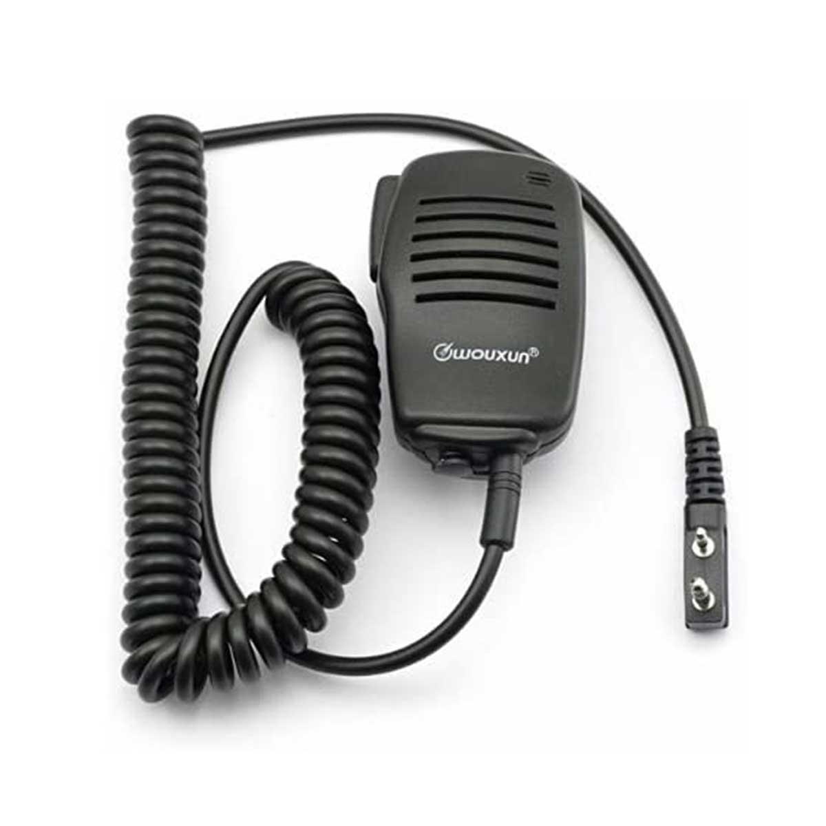 Micrófono Wouxun parlante de solapa SMO-001