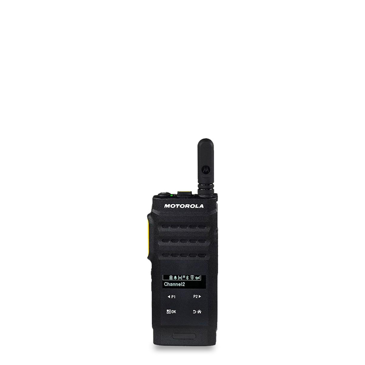 Radio Motorola SL500e Digital LAH88YCD9SA2AN UHF 403-480 MHz