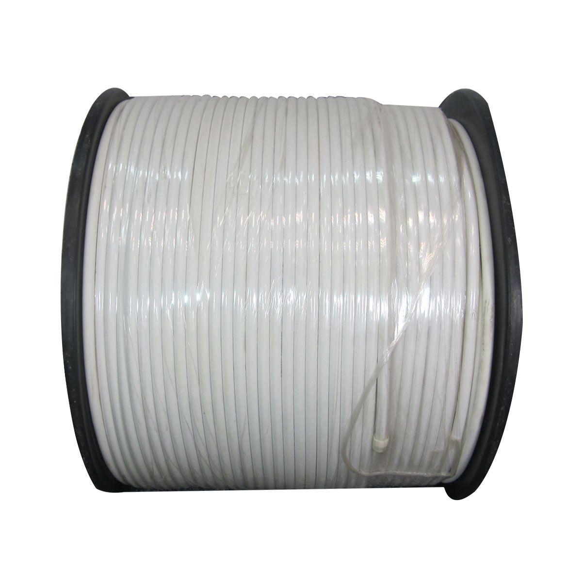 Bobina de cable coaxial RG6