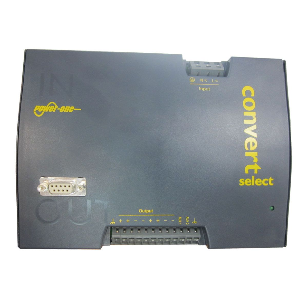 Convertidor AC-DC / DC-DC 500 Watts Power-One