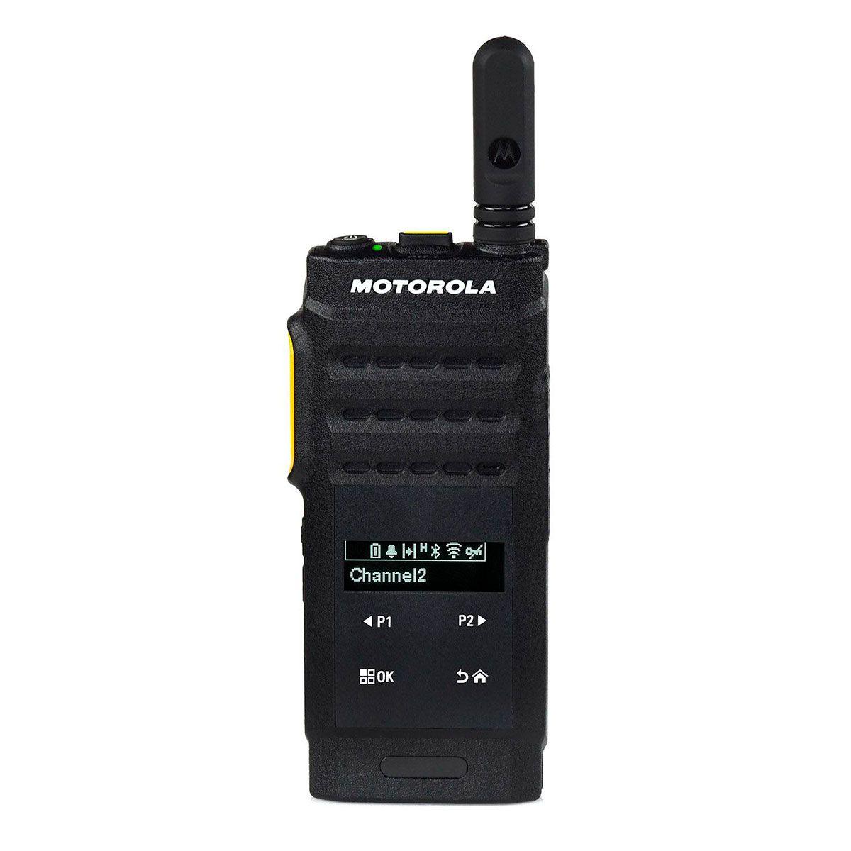 Radio Portátil Motorola SL500e Digital