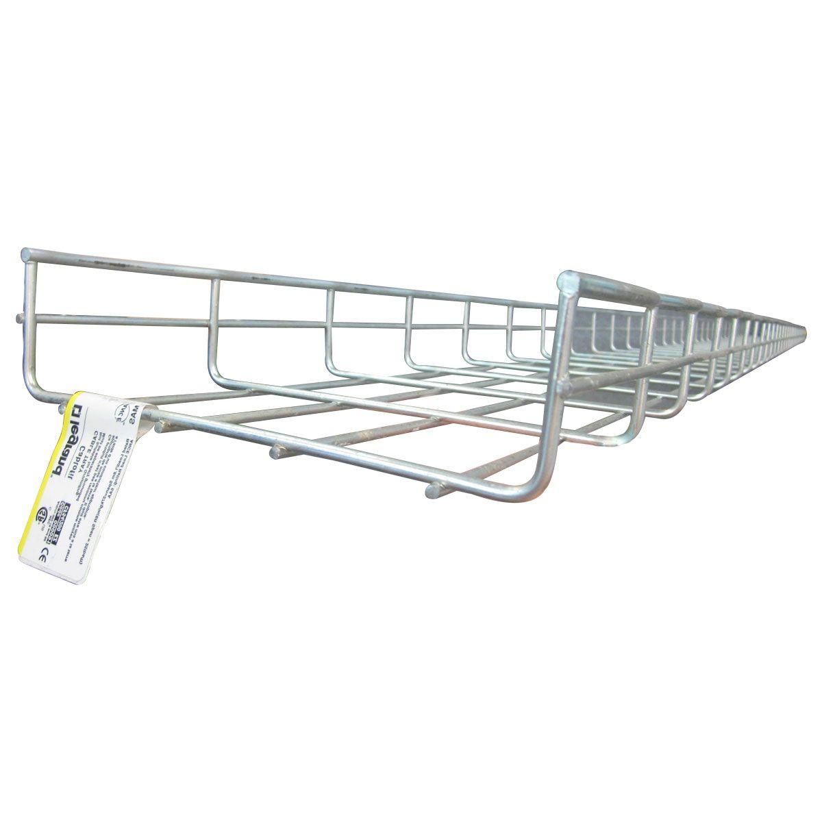 Bandeja porta cable tipo escalerilla 0.20 m x 3 m BTE006