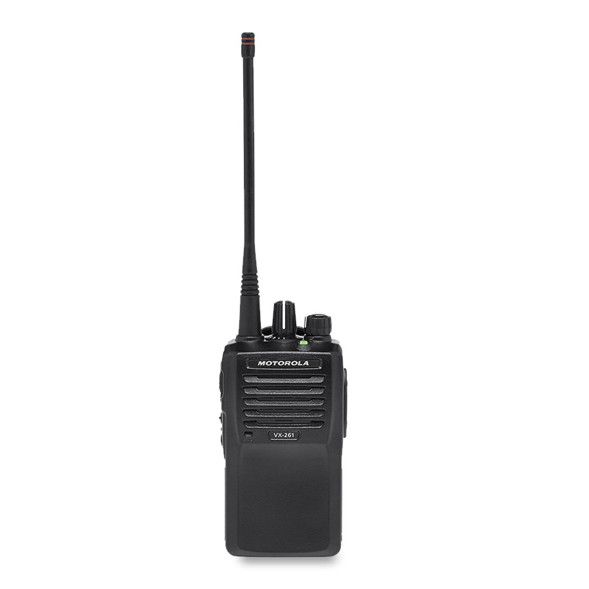 Radio Motorola VX-261 Analógico UHF 450-512 MHz