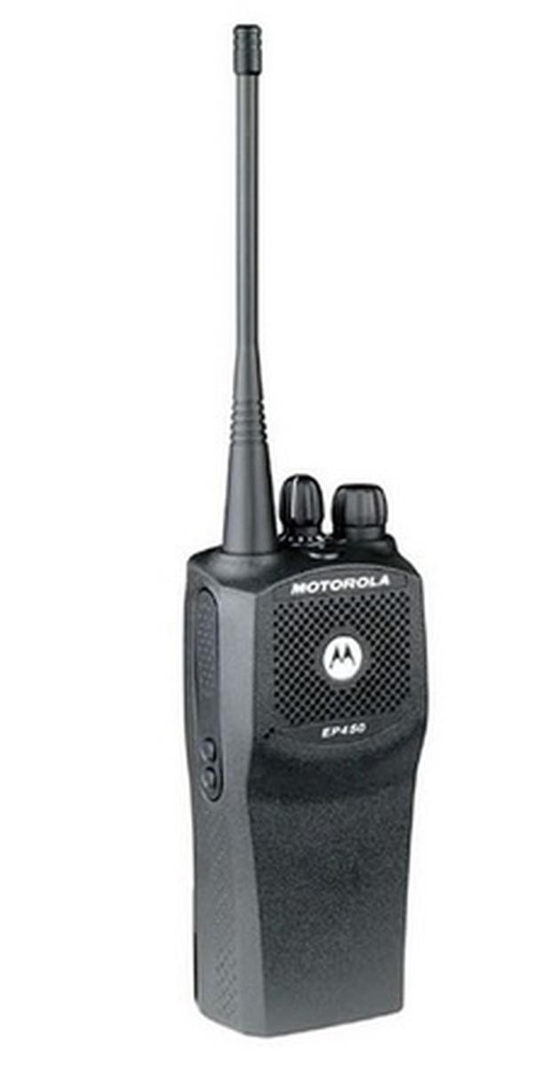 Radio Motorola EP450 Analógico LAH65RDC9AA2AN UHF 438-470 MHz