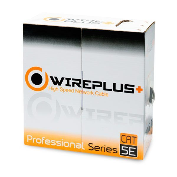 Cable UTP CAT 5e  Wireplus