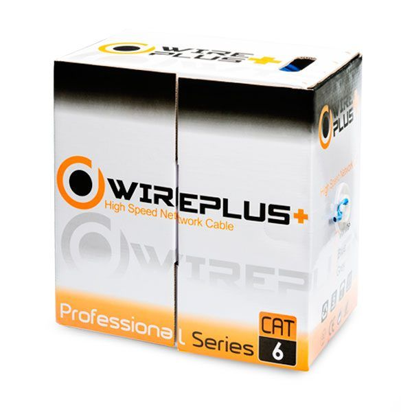 Cable UTP CAT 6  Wireplus
