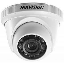 Cámara Hikvision Turbo HD Tipo Domo DS-2CE56C0T-IRPF