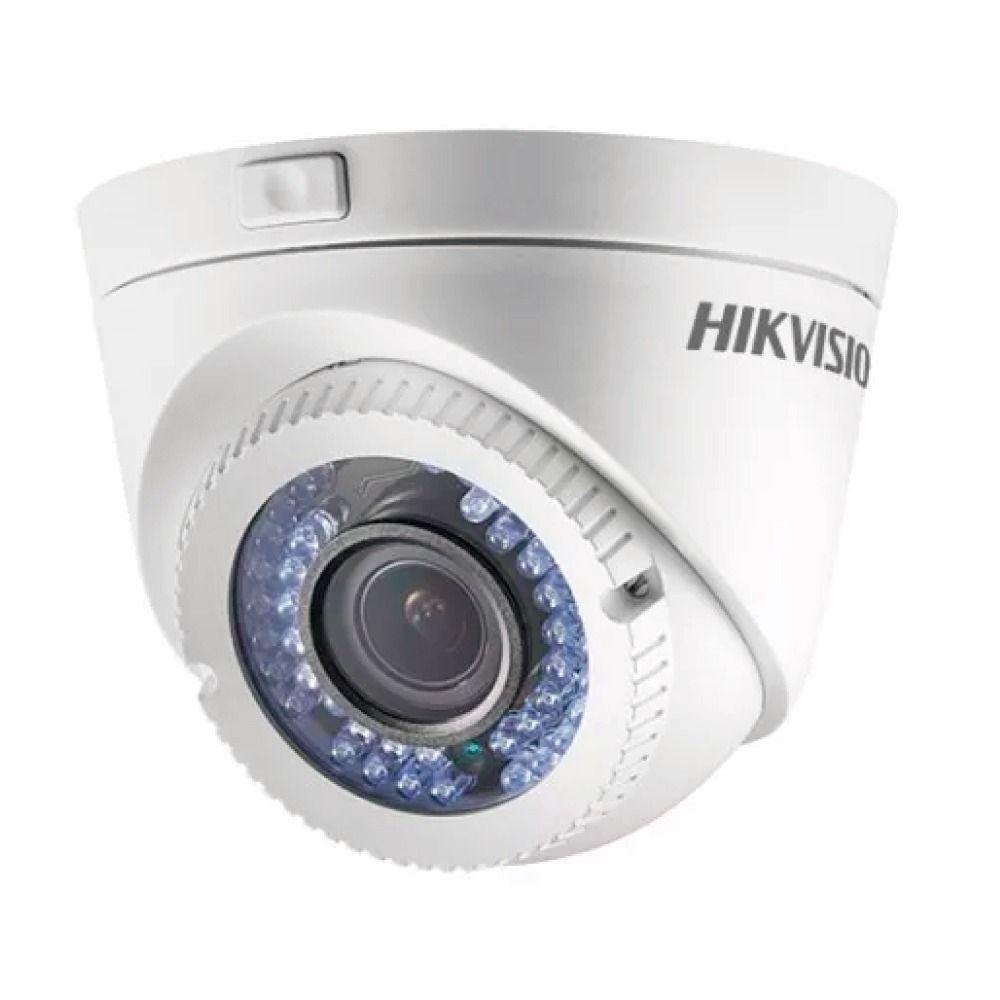 Cámara Hikvision Turbo HD Tipo Domo DS-2CE56C0T-VFIR3F