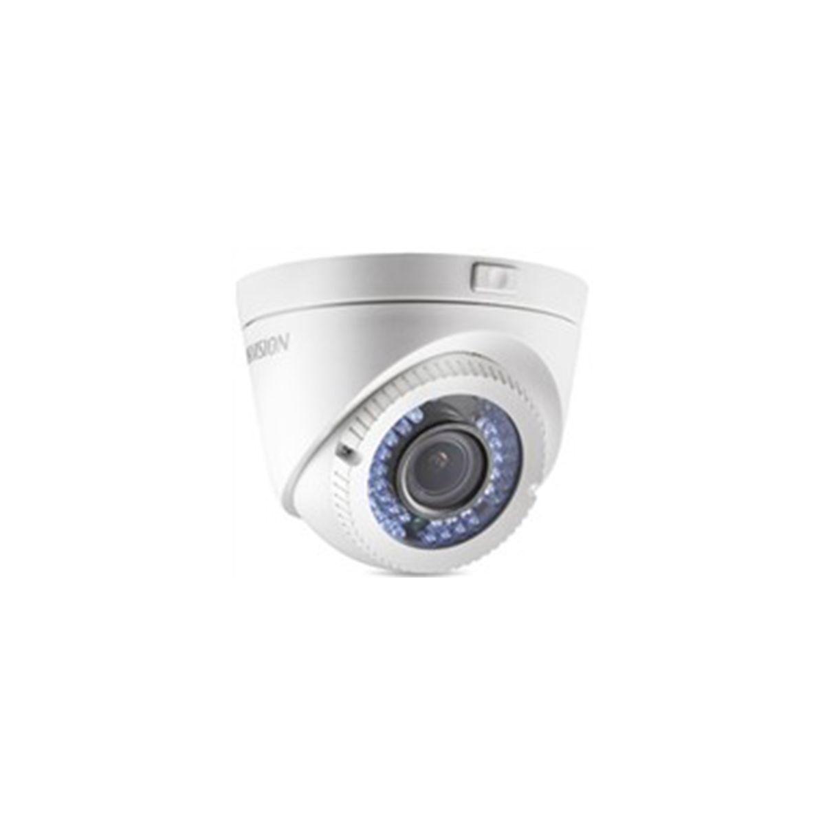Cámara Hikvision Turbo HD Tipo Domo DS-2CE56D0T-VFIR3F
