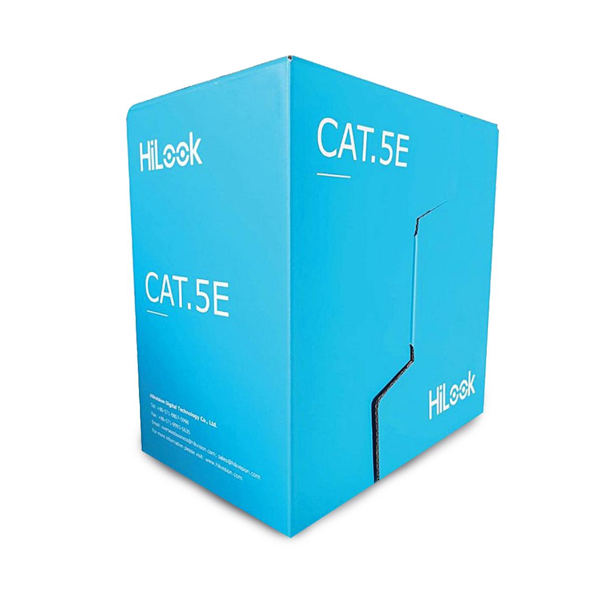 Cable UTP CAT 5e HiLook NC-5EAU-G