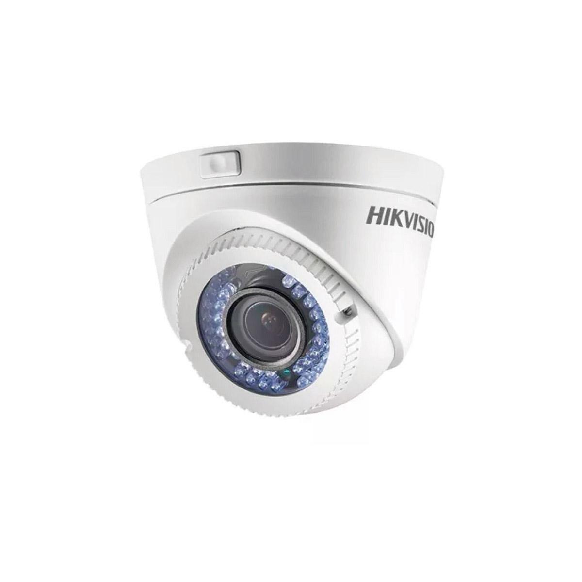 Cámara Hikvision DS-2CE56C0T-VFIR3F 1MP Tipo Domo