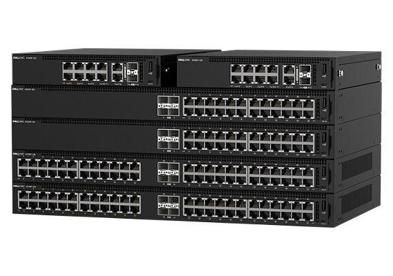 Dell EMC networking N1124T-ON Switch 24 puertos