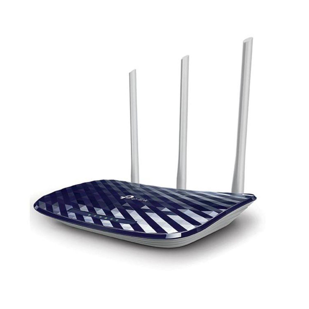 Router Inalámbrico de Banda Dual AC750