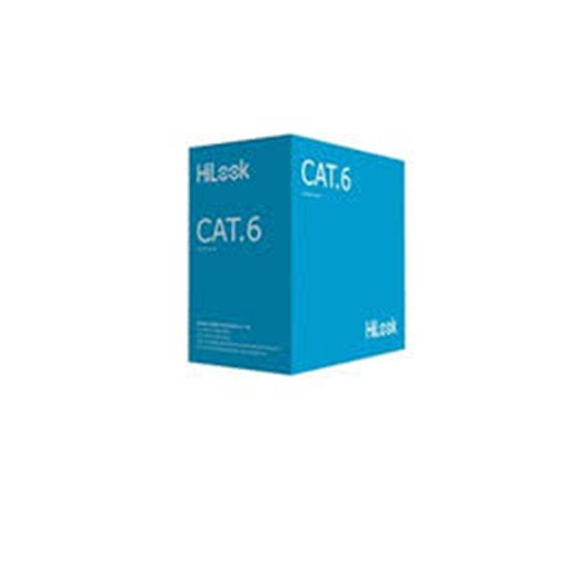 Cable UTP CAT 6 HiLook NC-6AU-W