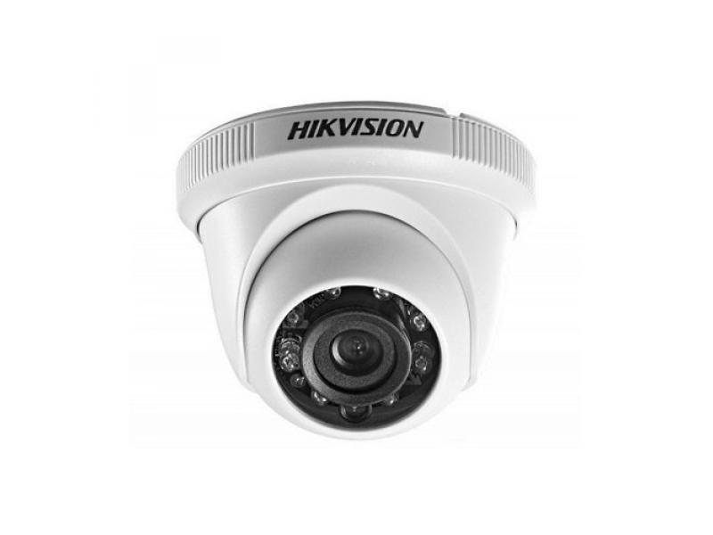 Cámara Hikvision Turbo HD Tipo Domo DS-2CE56D0T-IRF